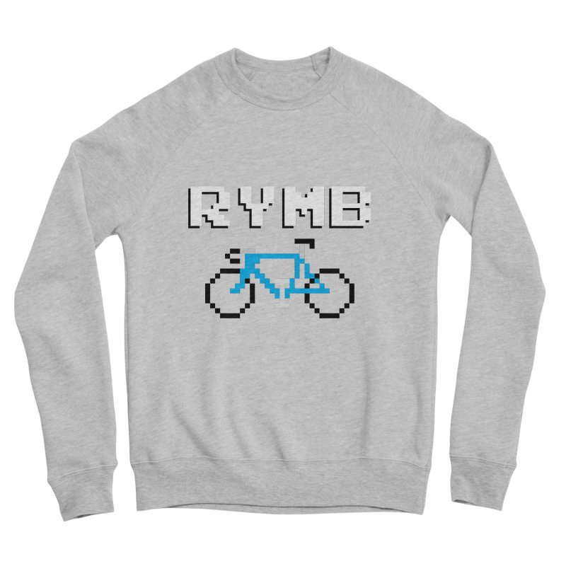 8-Bit RYMB Men's Sponge Fleece Sweatshirt by RYMB Everyday