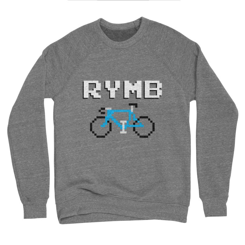 8-Bit RYMB Men's Sponge Fleece Sweatshirt by RYMB Everyday