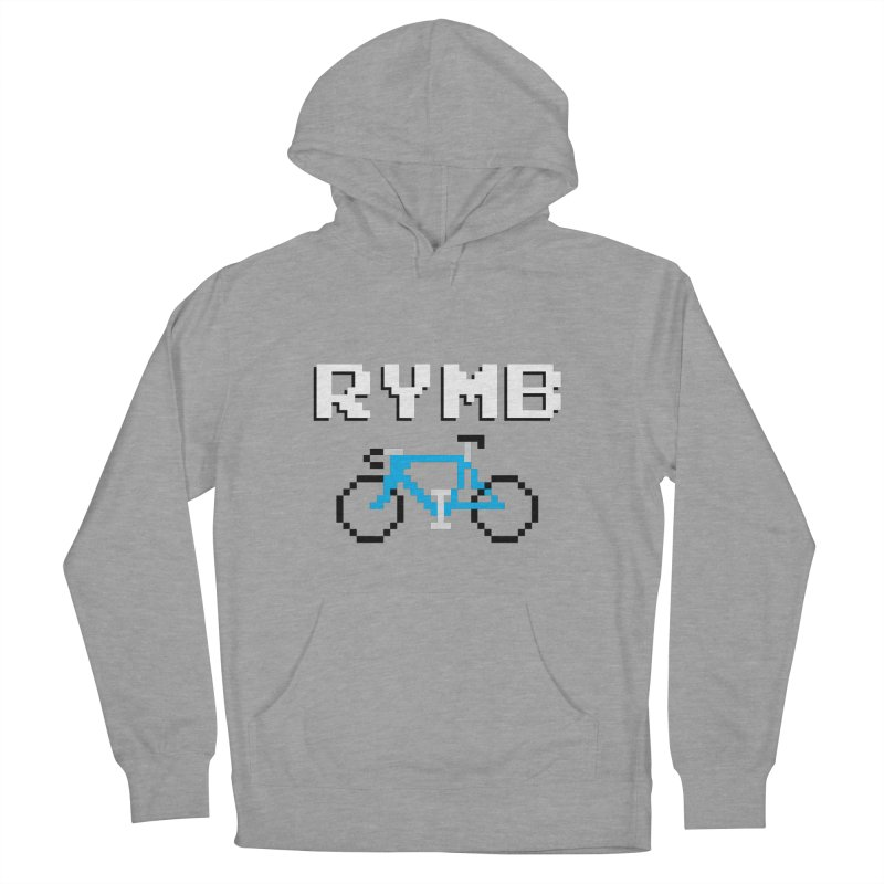 8-Bit RYMB Women's French Terry Pullover Hoody by RYMB Everyday