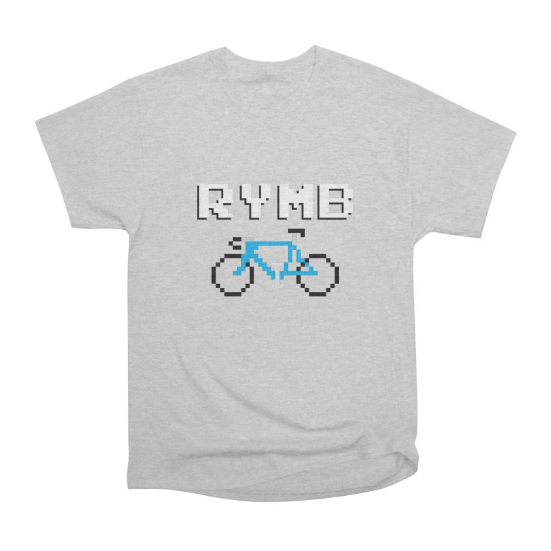 8-Bit RYMB Men's Heavyweight T-Shirt by RYMB Everyday