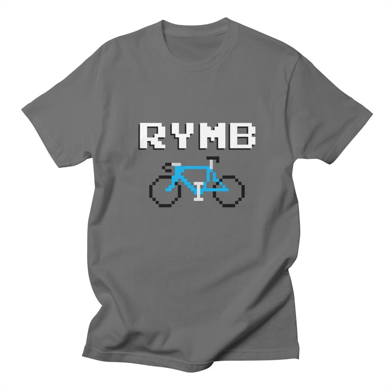 8-Bit RYMB Men's Regular T-Shirt by RYMB Everyday