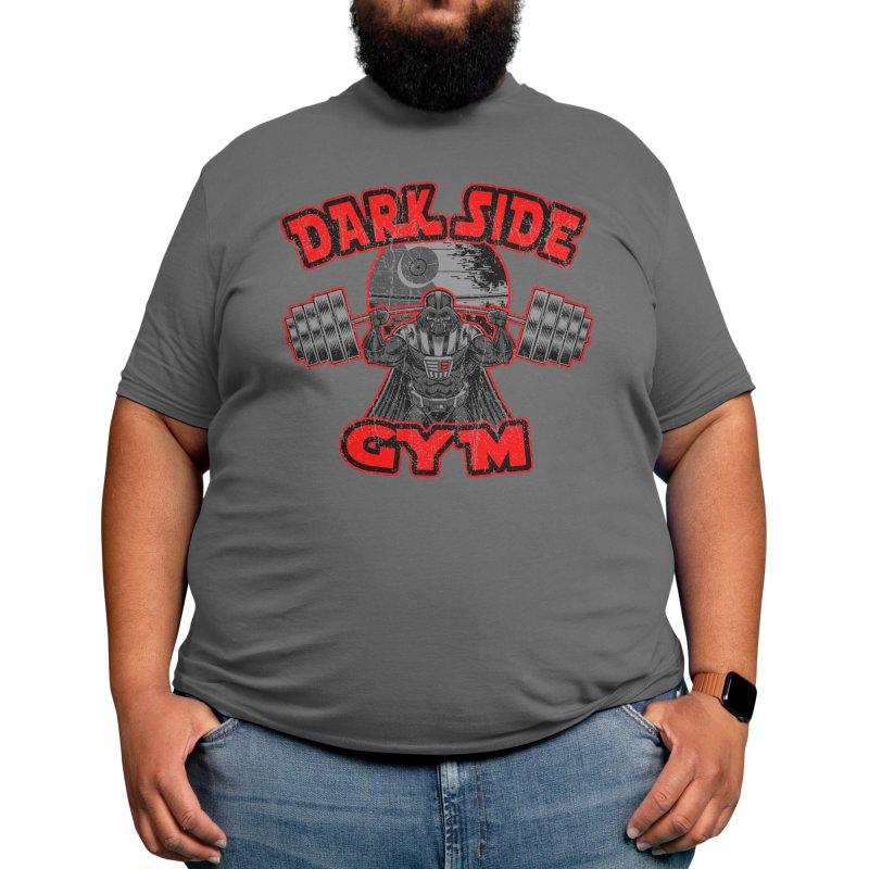 Dark Side Gym Men's T-Shirt by Rynoarts's Shop