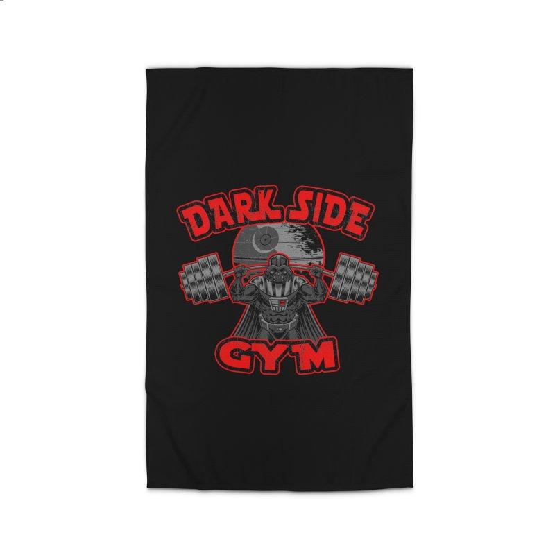 Dark Side Gym Home Rug by Rynoarts's Shop
