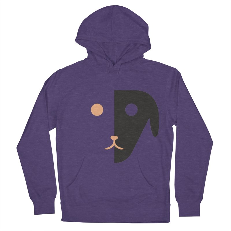 Saberdog Women's French Terry Pullover Hoody by saberdog's Artist Shop