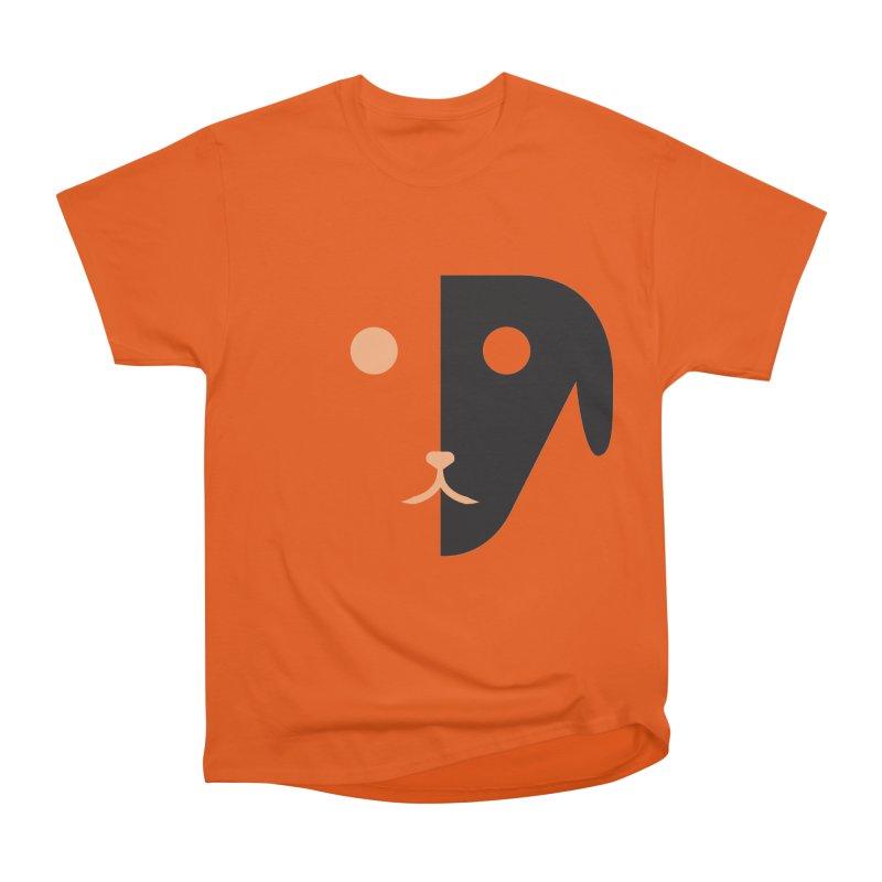 Saberdog Women's Heavyweight Unisex T-Shirt by saberdog's Artist Shop