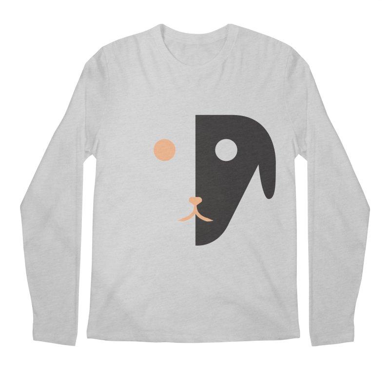 Saberdog Men's Regular Longsleeve T-Shirt by saberdog's Artist Shop