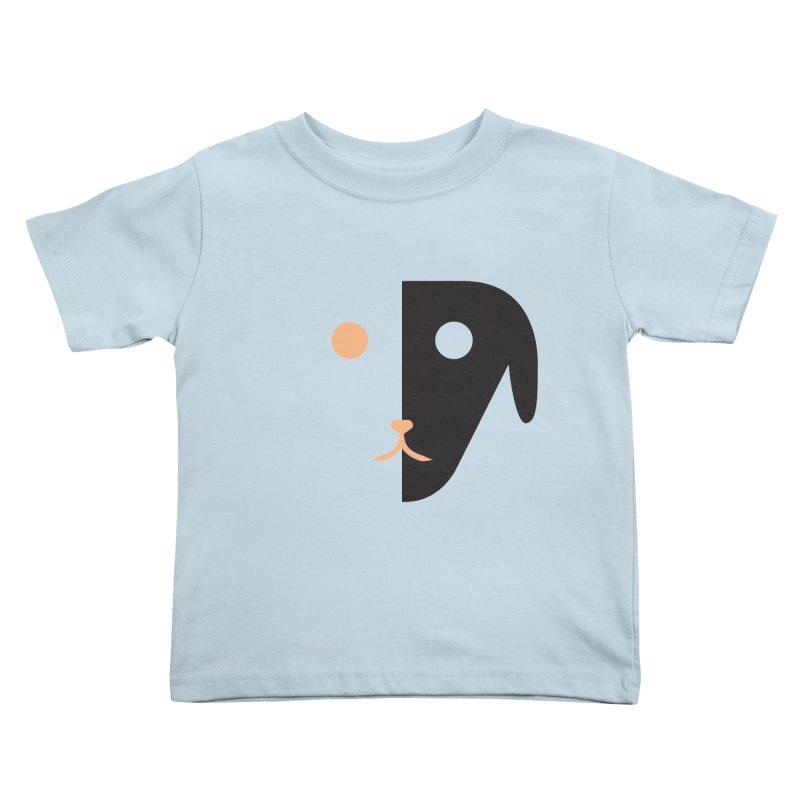 Saberdog Kids Toddler T-Shirt by saberdog's Artist Shop