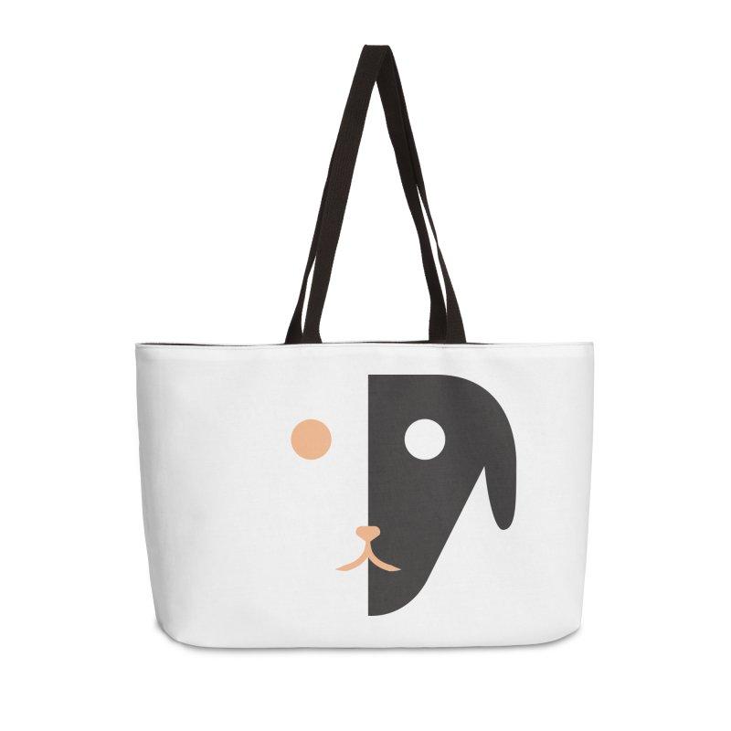 Saberdog Accessories Weekender Bag Bag by saberdog's Artist Shop