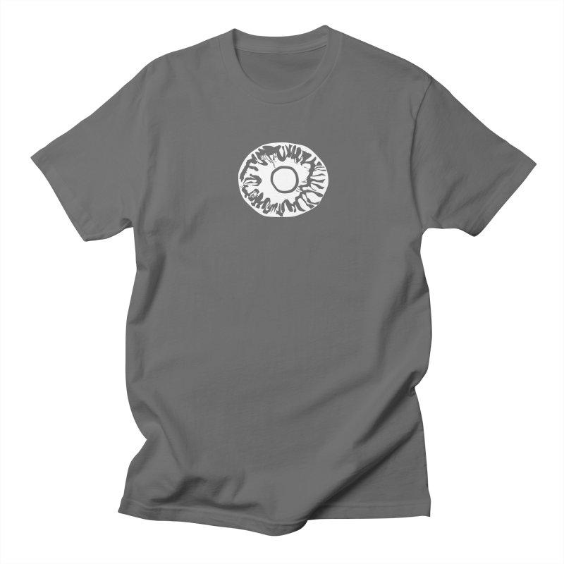 Eyez Whit Men's T-Shirt by saberdog's Artist Shop