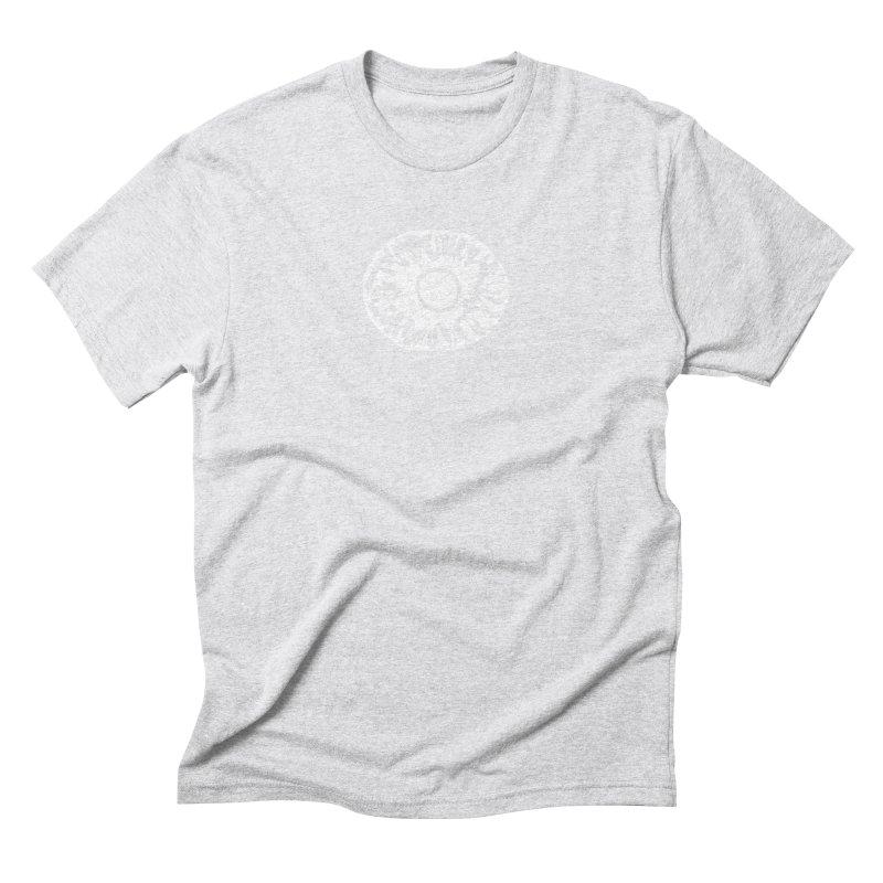 Eyez Whit Men's Triblend T-Shirt by saberdog's Artist Shop