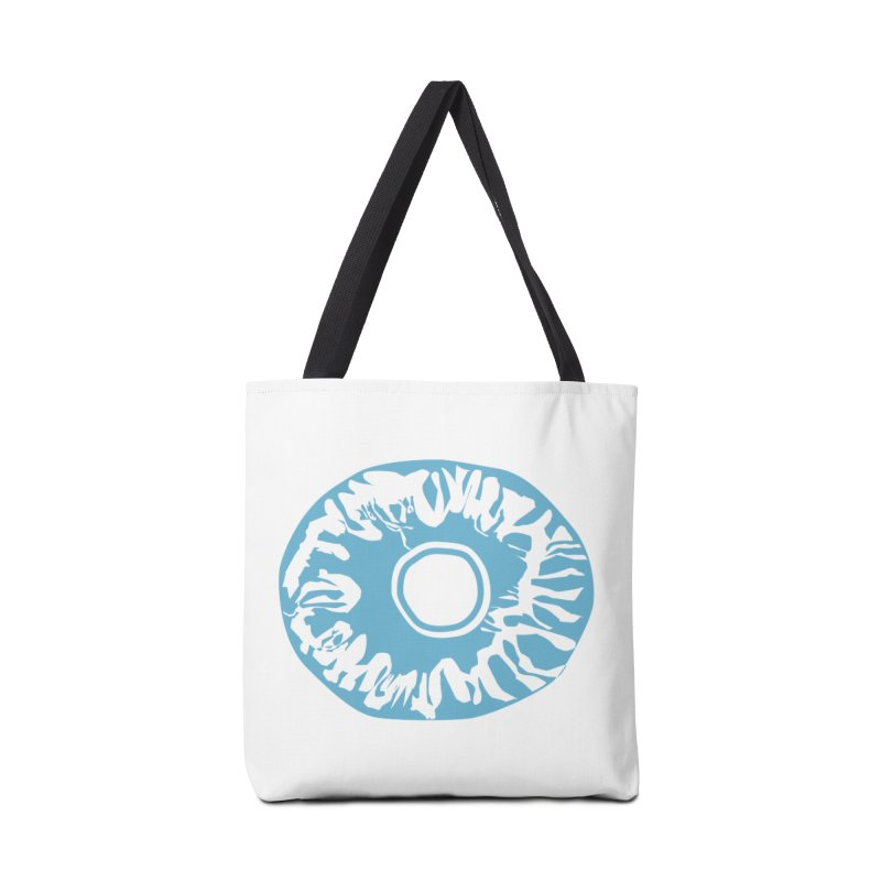 Eyez LitBlu Accessories Tote Bag Bag by saberdog's Artist Shop