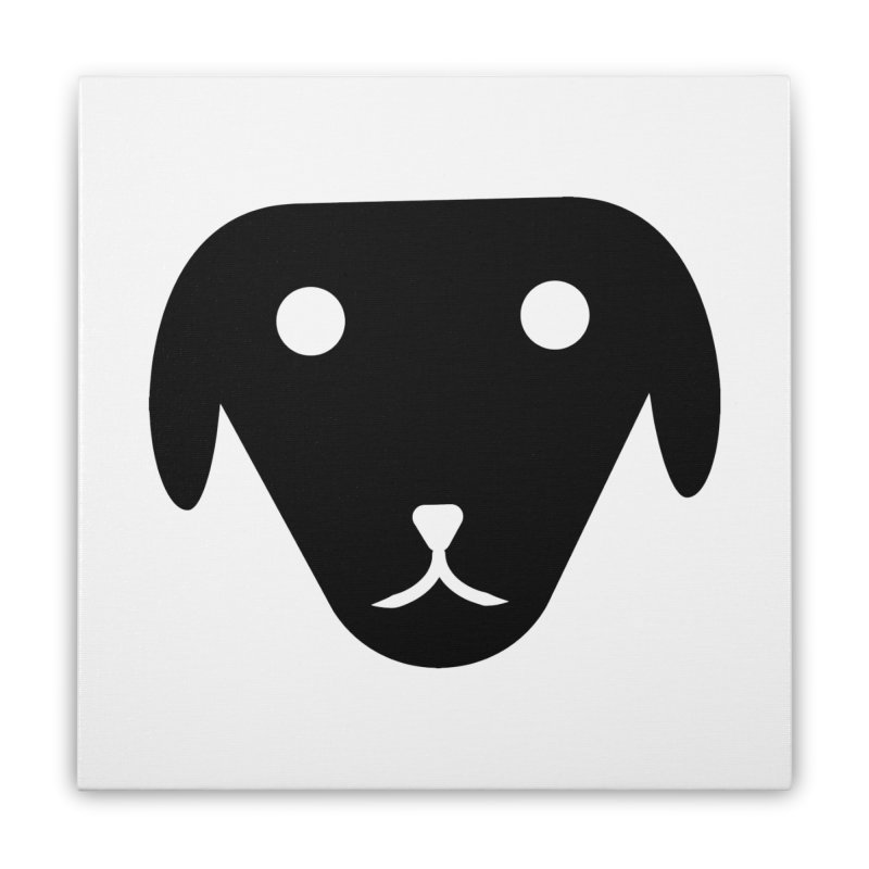 PUBBERINO Home Stretched Canvas by saberdog's Artist Shop