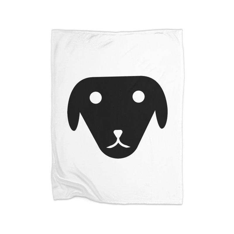PUBBERINO Home Fleece Blanket Blanket by saberdog's Artist Shop