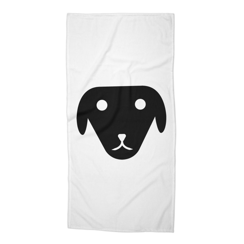 PUBBERINO Accessories Beach Towel by saberdog's Artist Shop