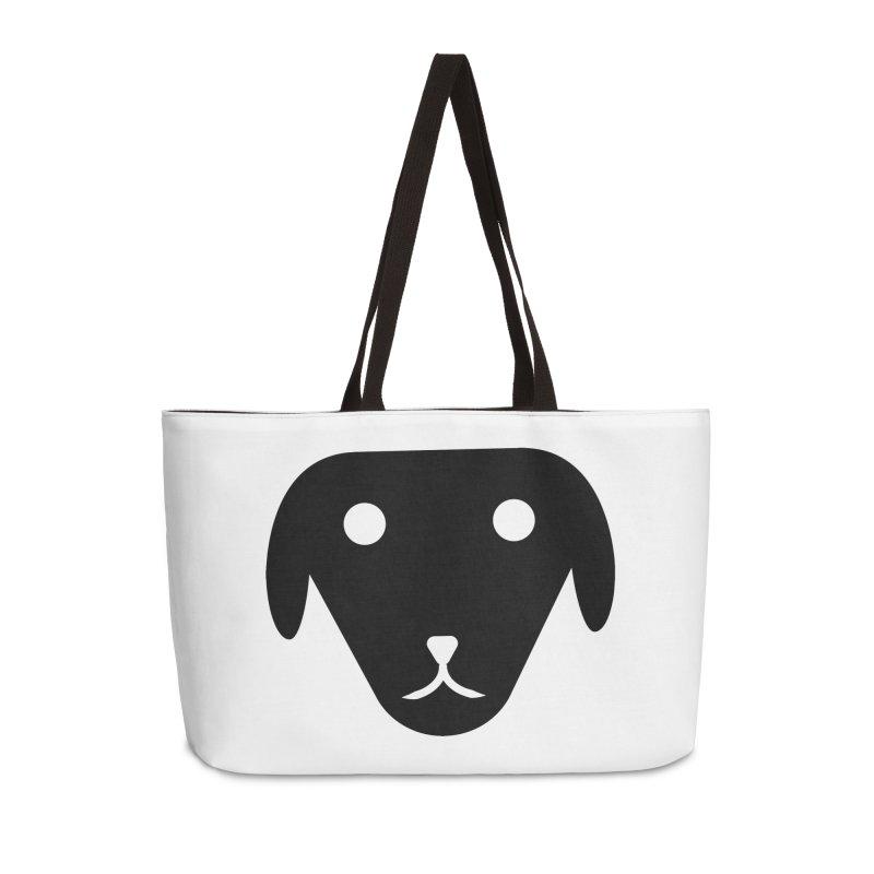 PUBBERINO Accessories Weekender Bag Bag by saberdog's Artist Shop