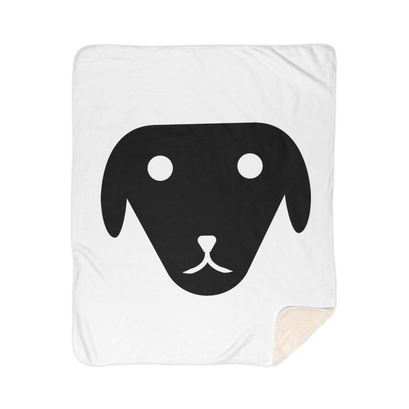 PUBBERINO Home Sherpa Blanket Blanket by saberdog's Artist Shop