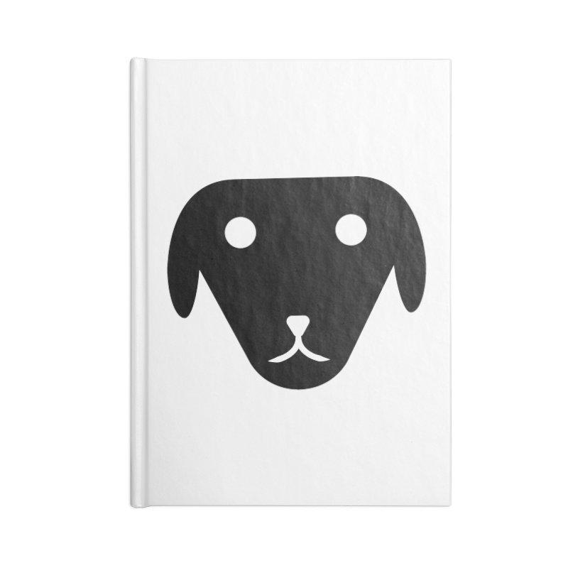 PUBBERINO Accessories Blank Journal Notebook by saberdog's Artist Shop