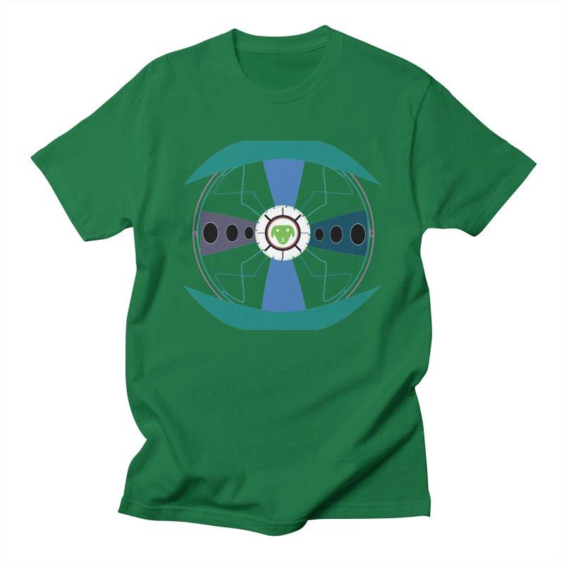 SaberShip Men's T-Shirt by saberdog's Artist Shop