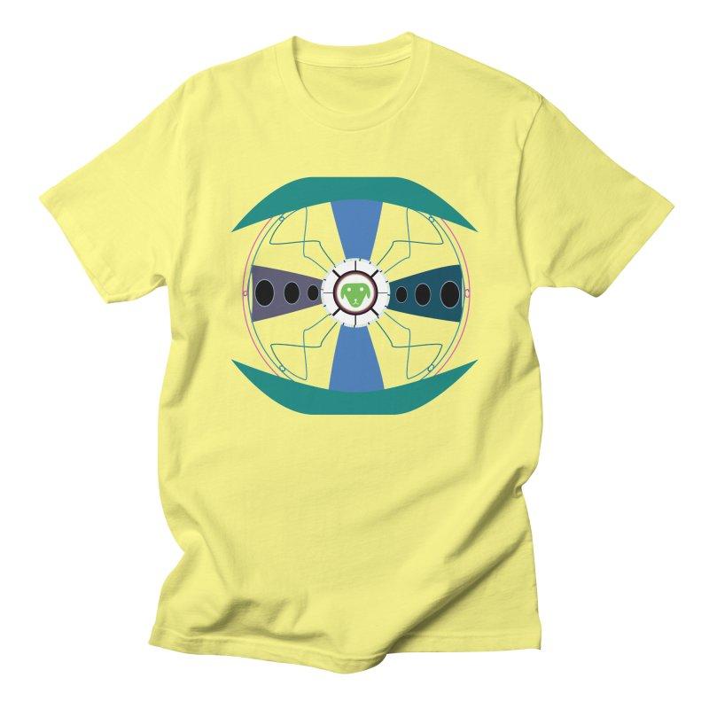 SaberShip Men's Regular T-Shirt by saberdog's Artist Shop