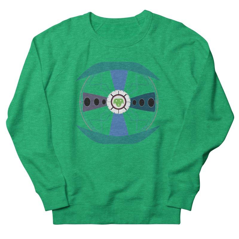 SaberShip Men's French Terry Sweatshirt by saberdog's Artist Shop