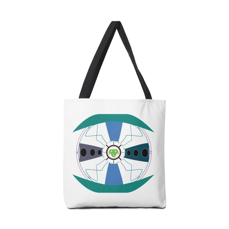 SaberShip Accessories Tote Bag Bag by saberdog's Artist Shop