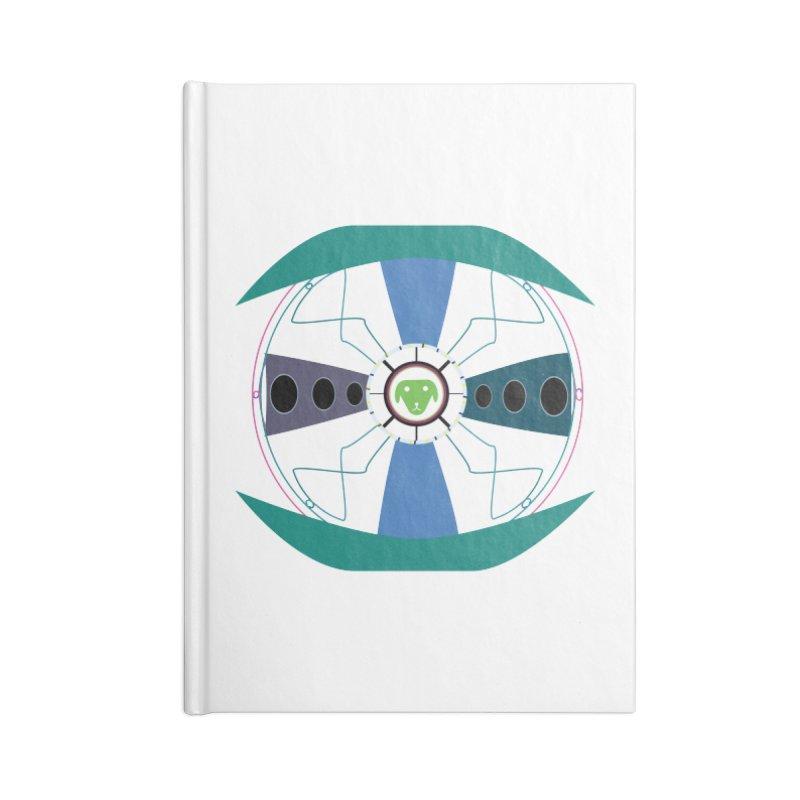 SaberShip Accessories Blank Journal Notebook by saberdog's Artist Shop