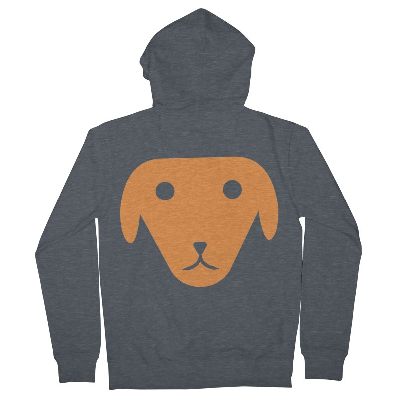 Smalls Men's French Terry Zip-Up Hoody by saberdog's Artist Shop