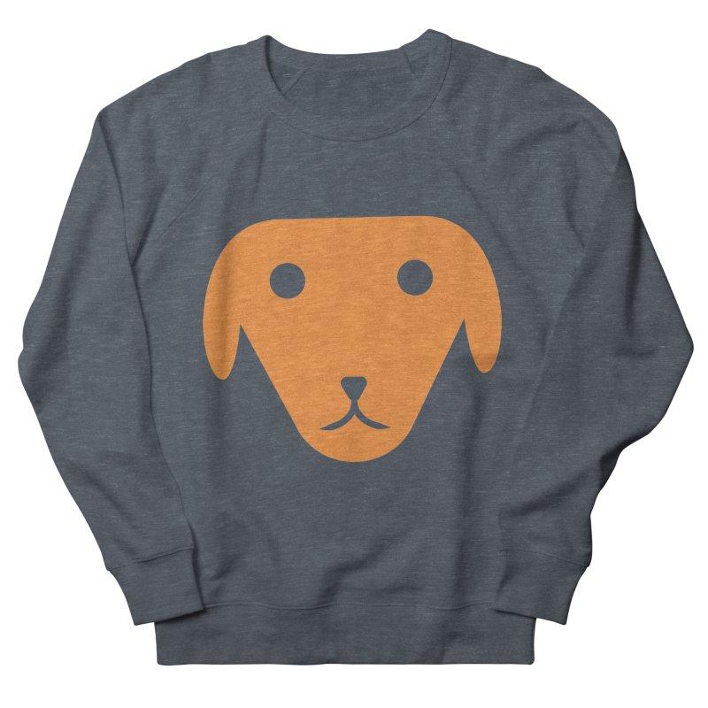 Smalls Men's French Terry Sweatshirt by saberdog's Artist Shop