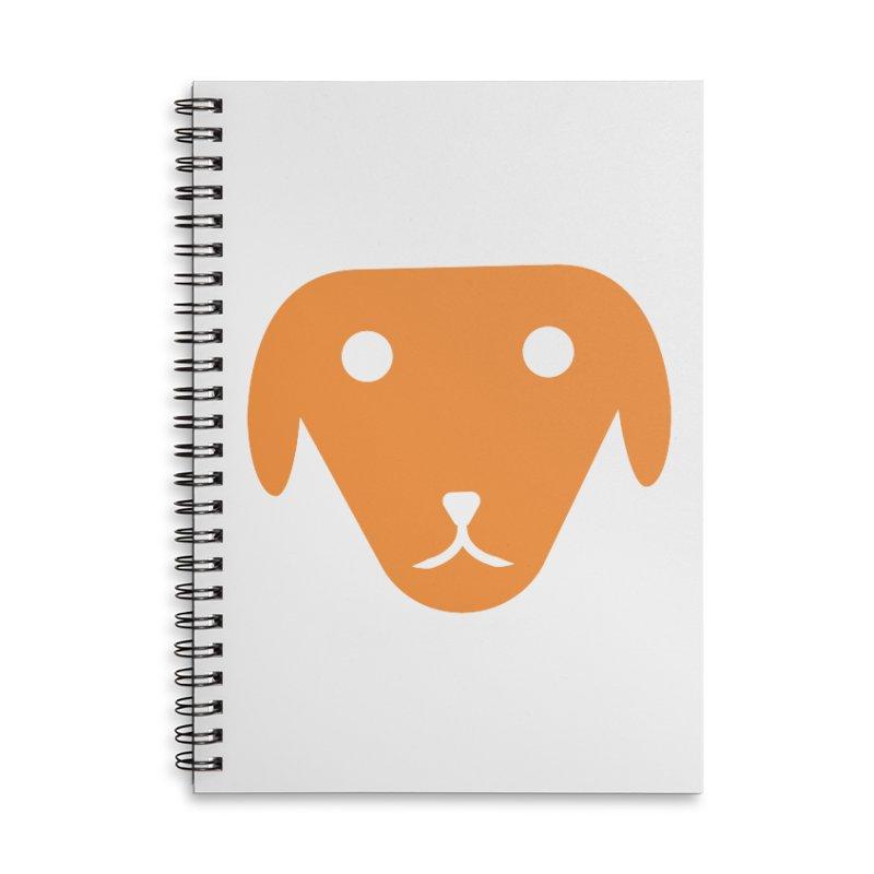Smalls Accessories Lined Spiral Notebook by saberdog's Artist Shop