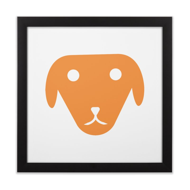 Smalls Home Framed Fine Art Print by saberdog's Artist Shop