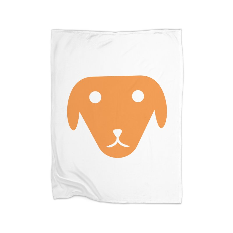Smalls Home Fleece Blanket Blanket by saberdog's Artist Shop
