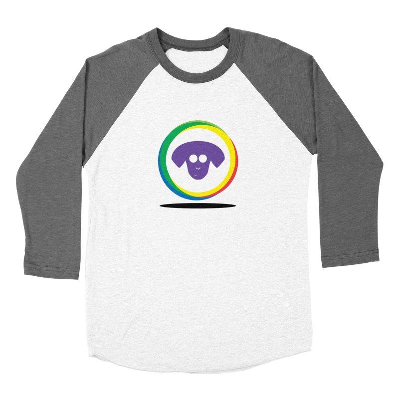 Donut Pup Women's Longsleeve T-Shirt by saberdog's Artist Shop