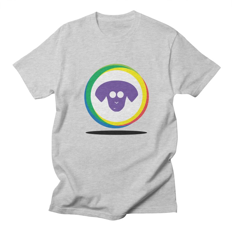 Donut Pup Women's Regular Unisex T-Shirt by saberdog's Artist Shop