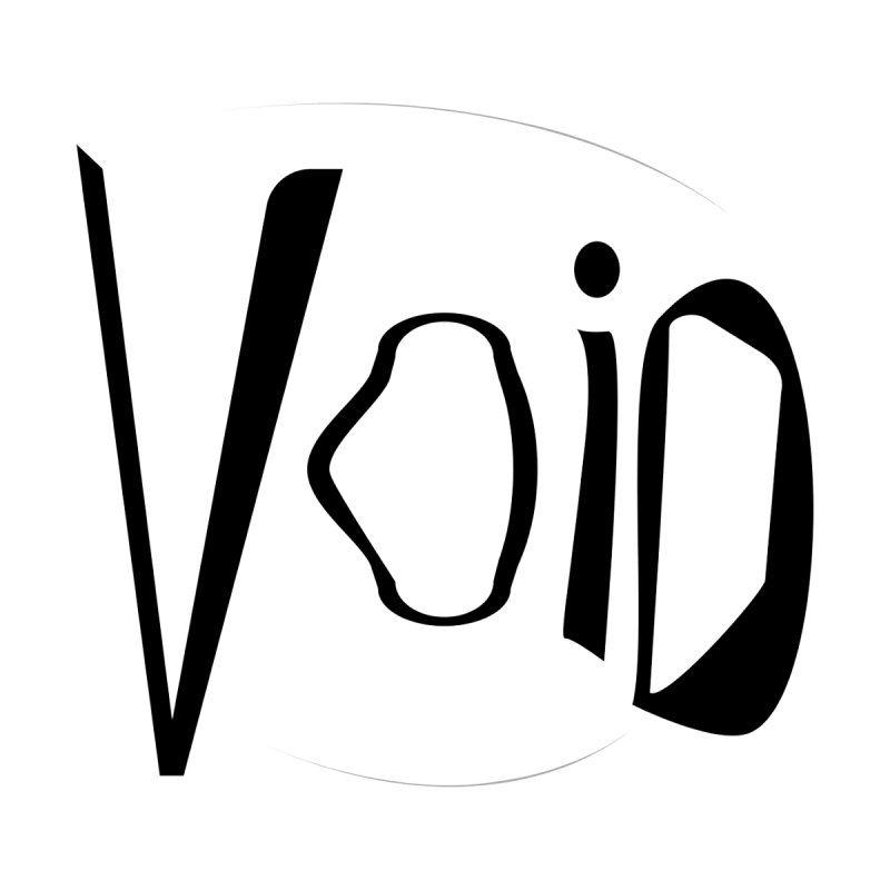 VOID Men's T-Shirt by saberdog's Artist Shop