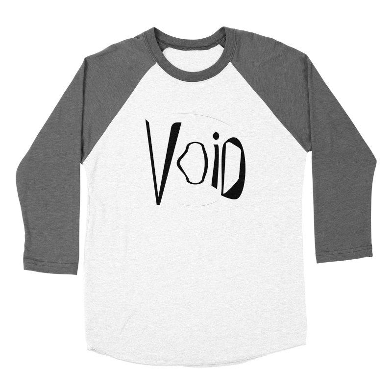 VOID Women's Longsleeve T-Shirt by saberdog's Artist Shop