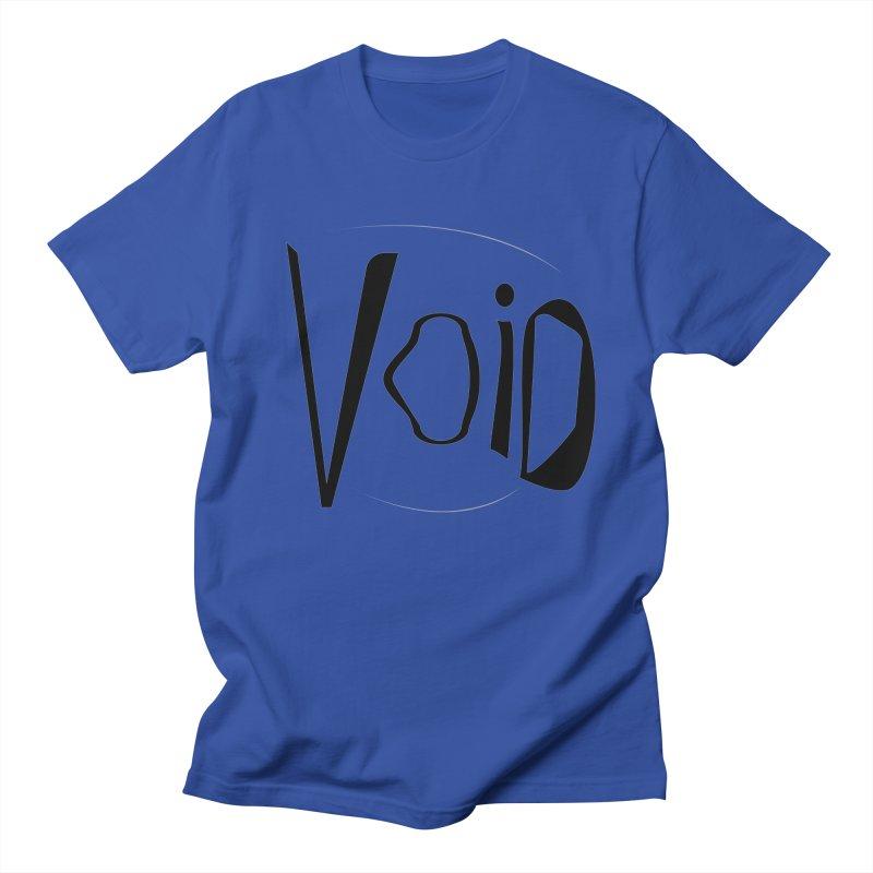 VOID Women's Regular Unisex T-Shirt by saberdog's Artist Shop