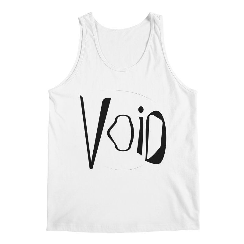 VOID Men's Regular Tank by saberdog's Artist Shop