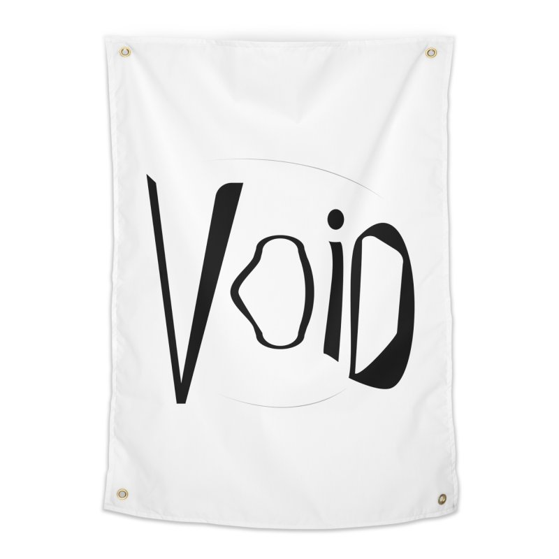 VOID Home Tapestry by saberdog's Artist Shop