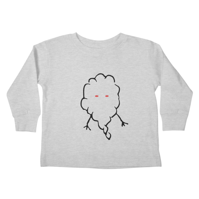 Smoke Kids Toddler Longsleeve T-Shirt by Sableyes