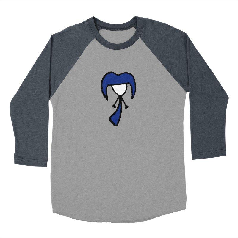 Yuffie Women's Baseball Triblend Longsleeve T-Shirt by Sableyes