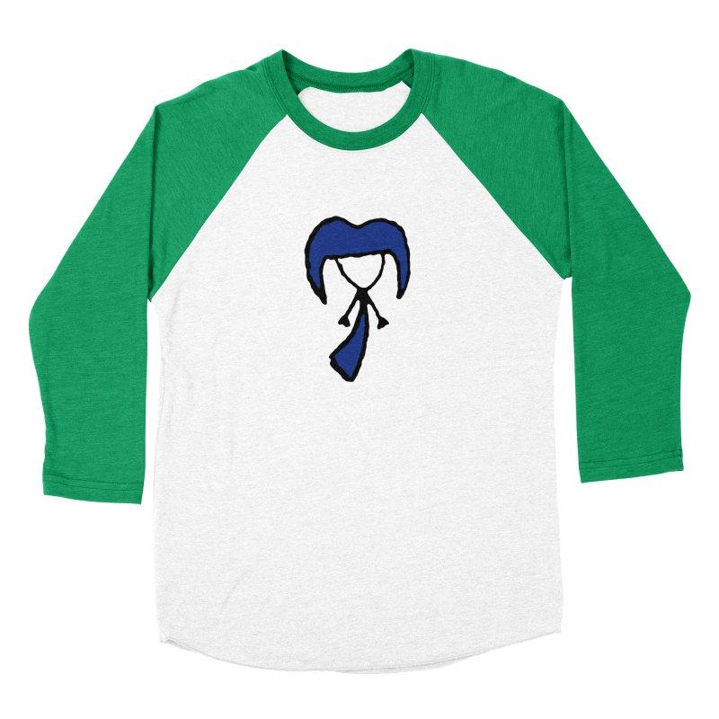 Yuffie Men's Baseball Triblend T-Shirt by Sableyes
