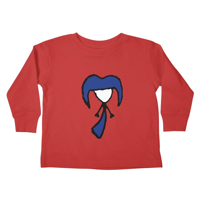 Yuffie Kids Toddler Longsleeve T-Shirt by Sableyes