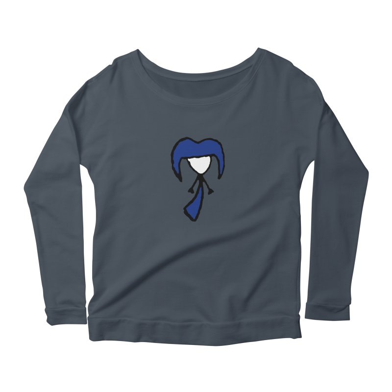Yuffie Women's Scoop Neck Longsleeve T-Shirt by Sableyes