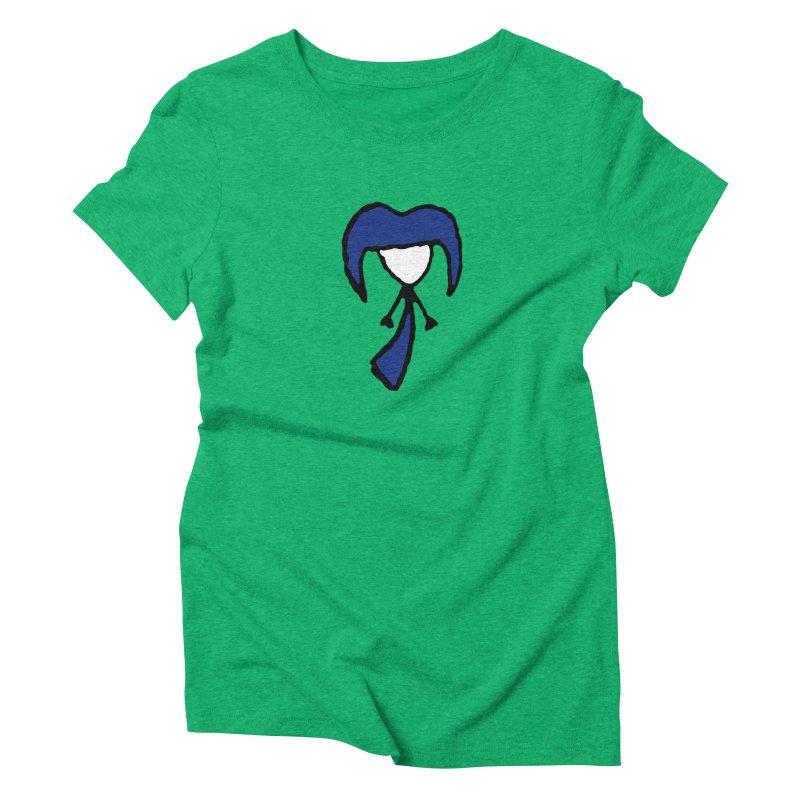Yuffie Women's Triblend T-Shirt by Sableyes