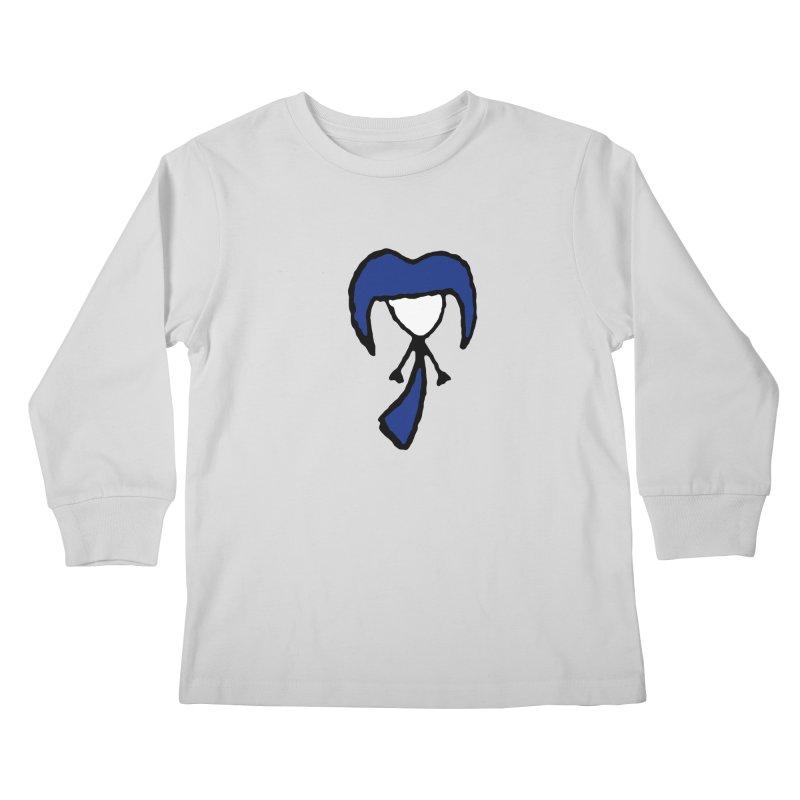 Yuffie Kids Longsleeve T-Shirt by Sableyes