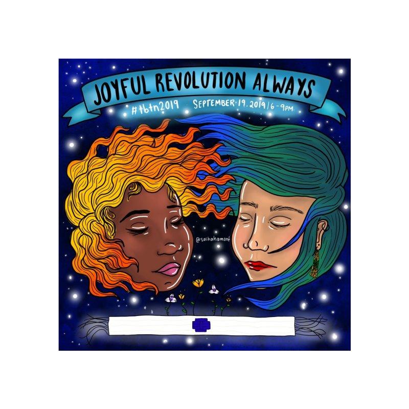 Joyful Revolution by Frizz Kid  - Colour by sacha's Artist Shop