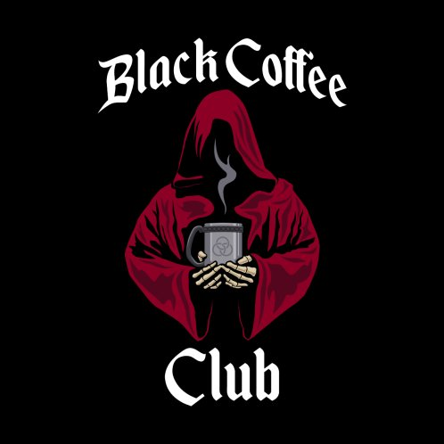 Design for Black Coffee Club