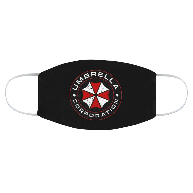Umbrella Corporation - Resident Evil Accessories Face Mask by sachpica's Artist Shop