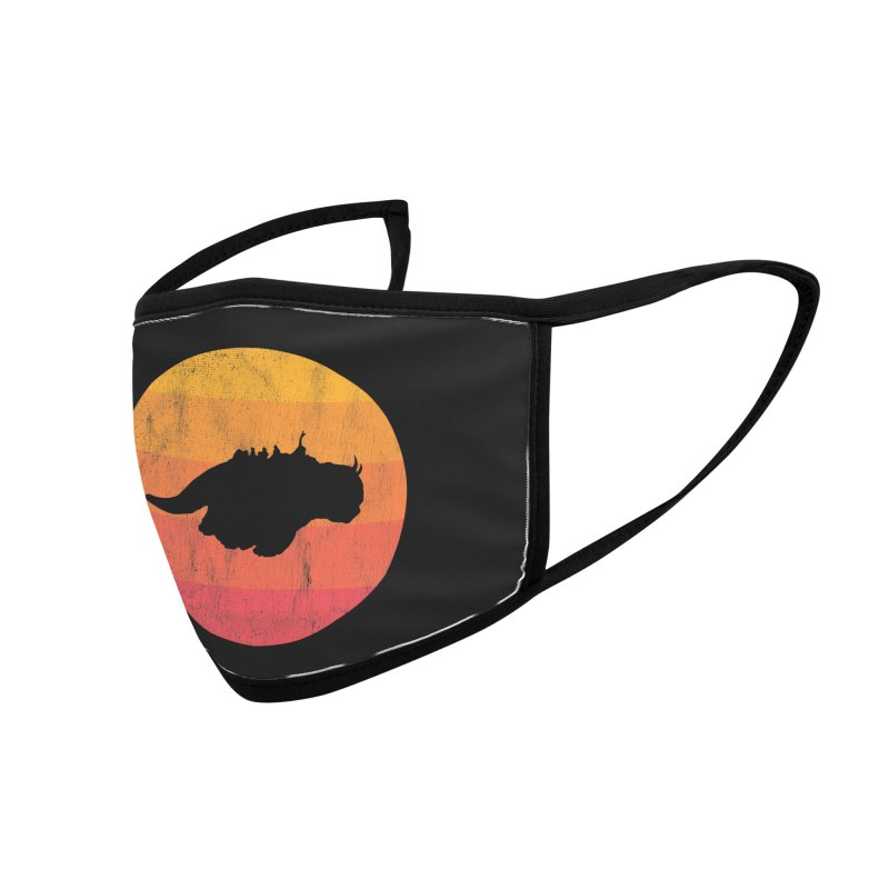Appa - Yip Yip - The Last Airbender ✅ Accessories Face Mask by sachpica's Artist Shop