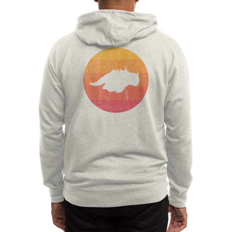 Appa - Yip Yip - The Last Airbender ✅ Men's Zip-Up Hoody by sachpica's Artist Shop